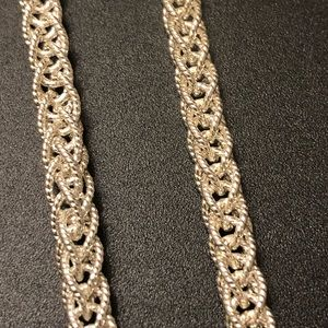 Jewelry - 18 inch sterling necklace